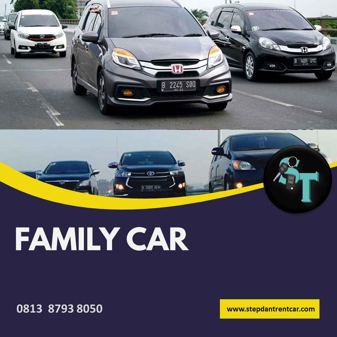 rental mobil family car