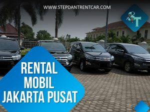 Rental Mobil Jakarta Pusat Murah