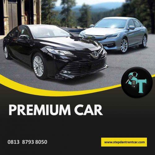 Rental Mobil Premium