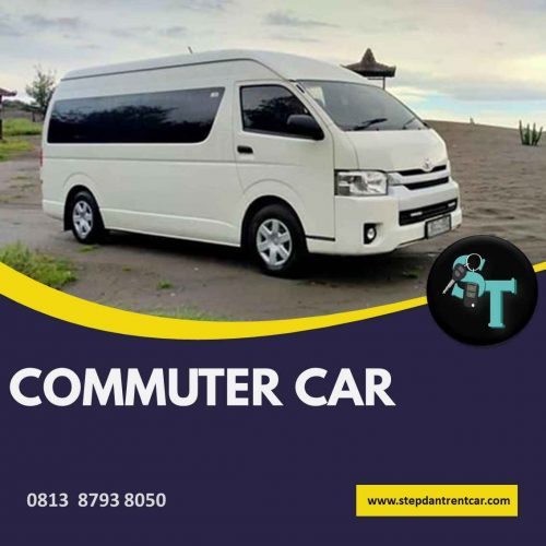 rental hiace commuter