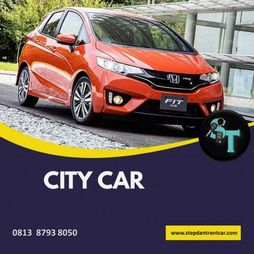 rental mobil city car