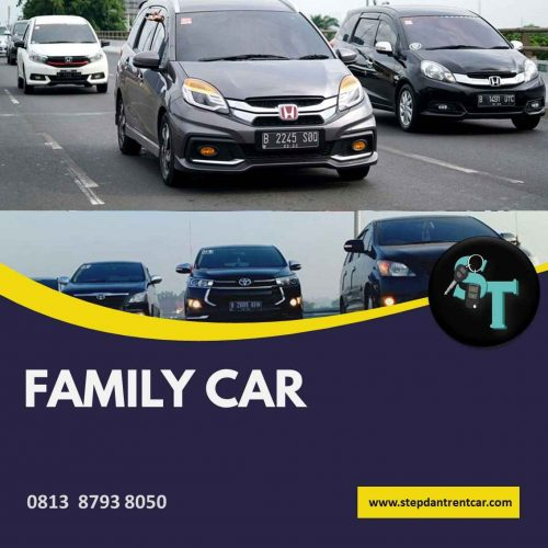 rental mobil family car
